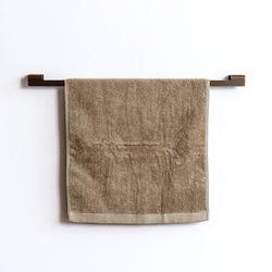 스텐  발색 수건걸이 (2color)