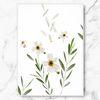 인테리어 식물 그림 비앙코 피오레 A4 수지 액자