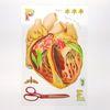 비세라가든 투명 카드 - Heart