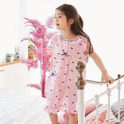 써늬 아동 드레스