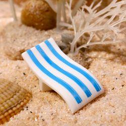 피규어 파라솔 의자 1개