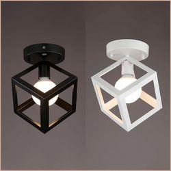 [키고조명]망고 센서등 블랙&화이트 모네큐브 LED조명