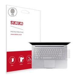 스코코 삼성 NT900X5I 무광 키보드 보호필름 1매