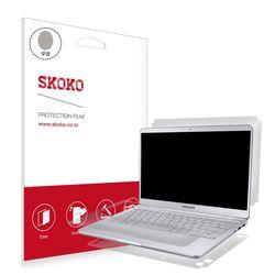 스코코 삼성 NT900X3I 무광 전신 외부보호필름 각 1매