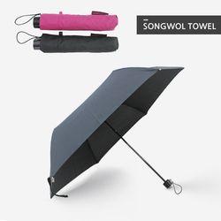 우산 송월 3단미니하운드체크 1개