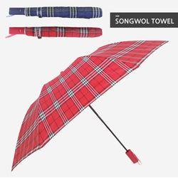 우산 JM 2단 체크 1개