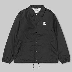 칼하트 WIP 스포츠 자켓 (블랙)