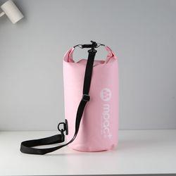 엠팩플러스 PVC 드라이백 방수가방 DB10 핑크