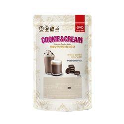 까로망 쿠키앤크림 파우더 800g프라페오레오음료