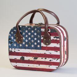 미국 라운드 가방