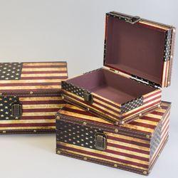 미국 박스(사각)-대