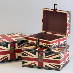 영국 박스(사각)-중