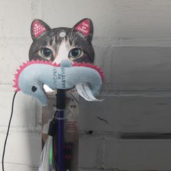 Love Cat Teaser Seahorse (낚시놀이해마)