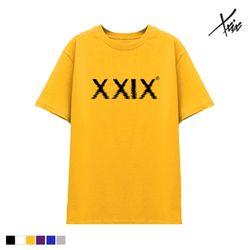 XXIX - vibration 면 반팔 - 6colorr - J8X-006