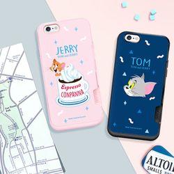 톰과제리 케이스 핑크 카드범퍼 - 2TYPE (S9 S9+)