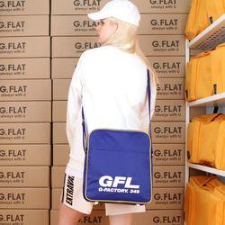 [예약판매 5/4 출고] [지플랫] 에어라인 GFL 83 크로스백 L (BLUE)