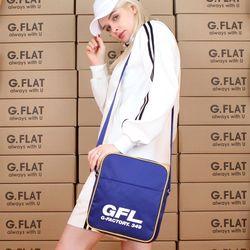 [지플랫] 에어라인 GFL 83 크로스백 M (BLUE)