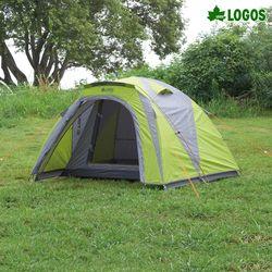 2룸 트레킹 돔 텐트