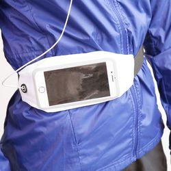 스포츠힙색 스마트폰 허리벨트 포켓
