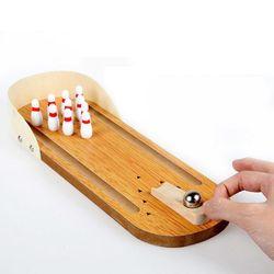 미니 테이블 알까기 볼링 보드게임