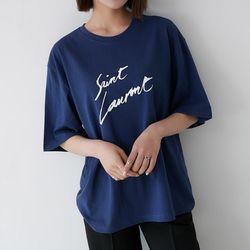 [로코식스] 더 로랑 티셔츠