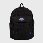 [예약판매 2/28 발송] [N] Traveler backpack-black