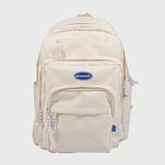 [N] Traveler backpack-ivory