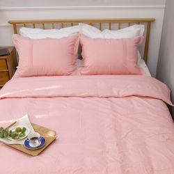 호텔베딩 메이든 핑크 퀸기본셋