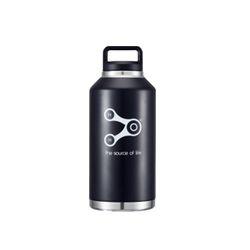 [트랙소스] 몬스터 보온보냉물병 블랙 2L
