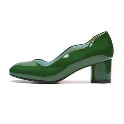 YJ003 Cloud pumps green