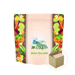파피루 녹차라떼 파우더 500g 1박스(10개)