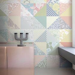 물에빠진 조각 포인트 벽지 플로랄레이스 J0014-A