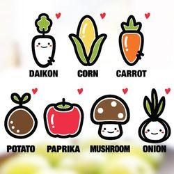 좋아해 채소 세트