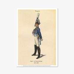 빈티지아트포스터 - Soldier Drawing Part 1 0006
