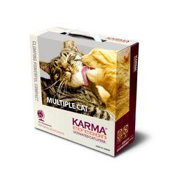카르마 코쿤 모래 멀티플캣 6.35kg  고양이모래
