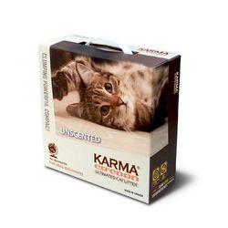 카르마 코쿤 모래 무향 6.35kg  고양이모래