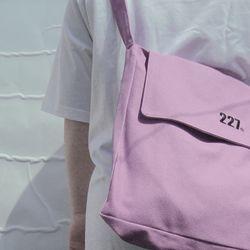 227 이이칠 SIGNATURE BAG [ VIOLET ]