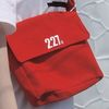 227 이이칠 SIGNATURE BAG mini [ RED ]