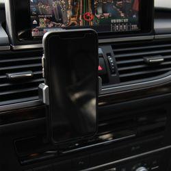 팝폰[HD09]-차량용 송풍구 거치대