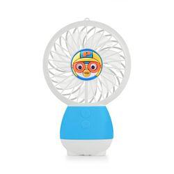 아이담테크 뽀로로 휴대용 LED 손 선풍기