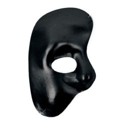 오페라의 유령가면(블랙)