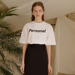 PERSONAL T (WHITE)