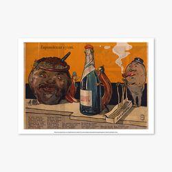 빈티지아트포스터 - Sammlung Eybl Russland 0025