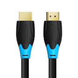 벤션 골드블랙 HDMI 2.0 케이블 1m