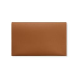 Double pocket pouch-Camel