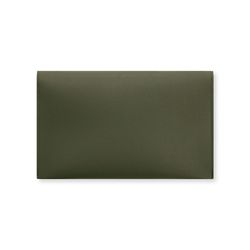 Double pocket pouch-Green