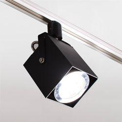 사각 볼 스포트 (블랙) LED par30 포함