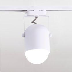 캡슐 스포트 (화이트) LED볼12w 포함