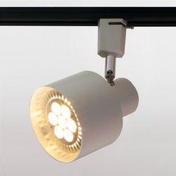 2단 원통 스포트 (화이트) LED par30 포함