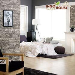 폼블럭 단열벽지 고급형 2.5M 대리석벽돌